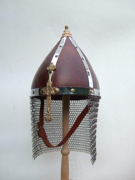 Картинка шлема богатырского