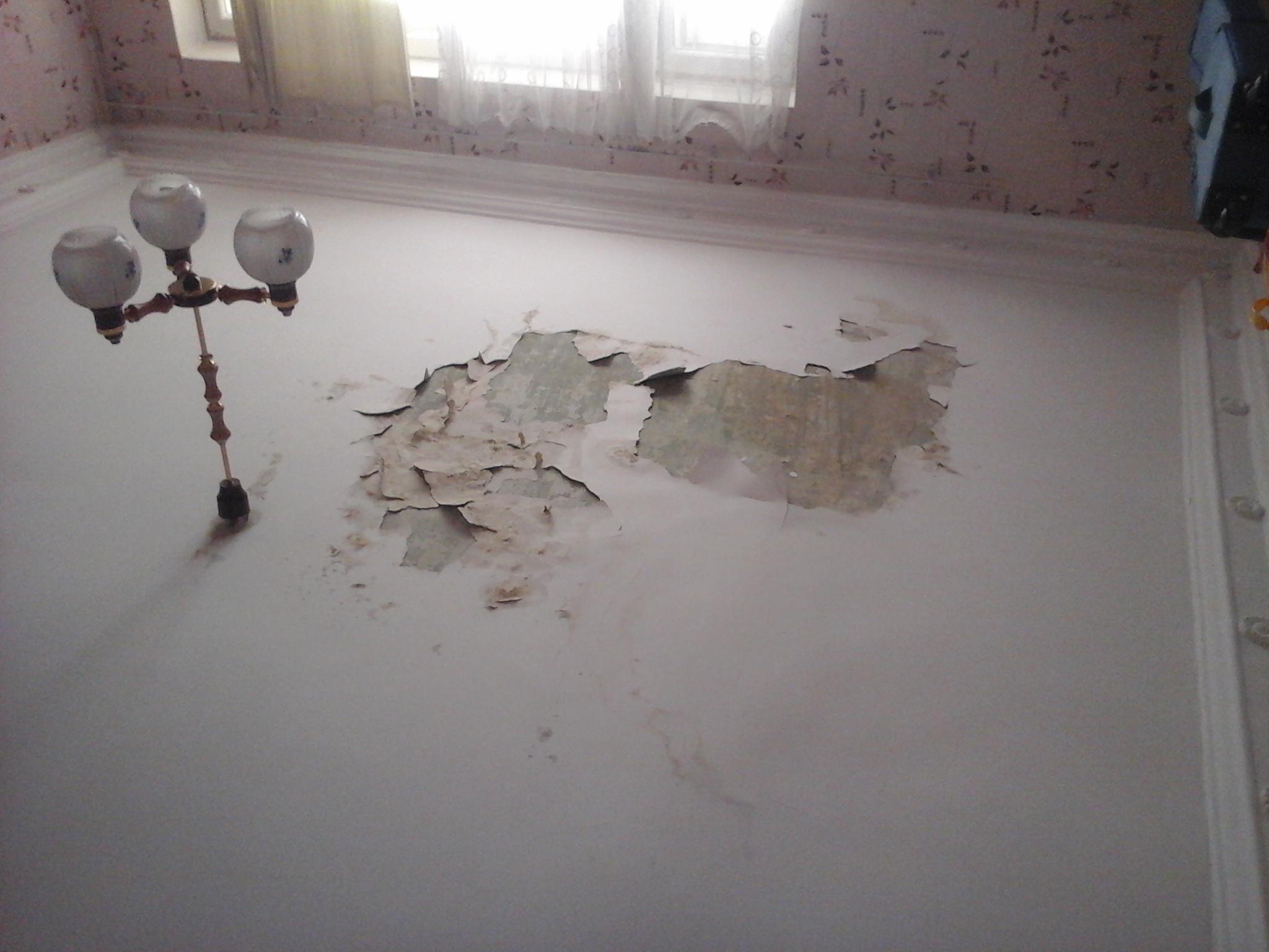 стоимость ремонта после затопления