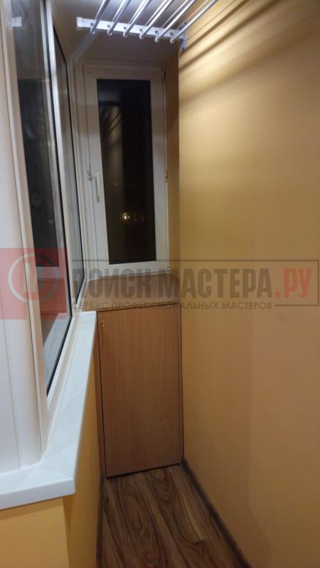 Отделка и остекление балконов - мастера в городе москва.