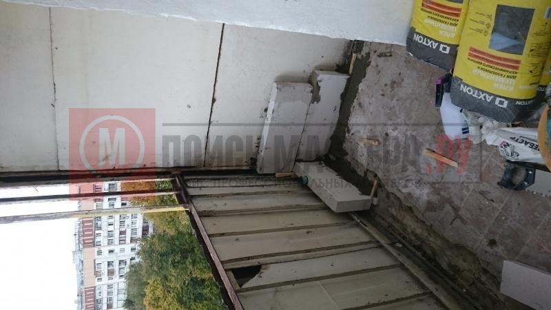 Отделка и утепление балкона по ул паршина 41 фото - альбом м.