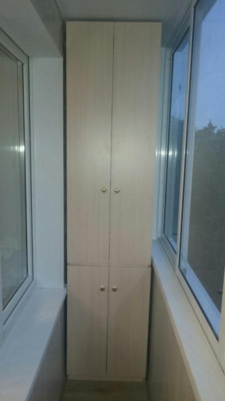 Изготовление и сборка шкафов на балконе фото - альбом мастер.