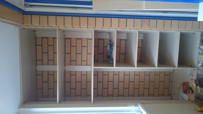 Изготовление и сборка шкафов на лоджии по адресу г. реутов у.