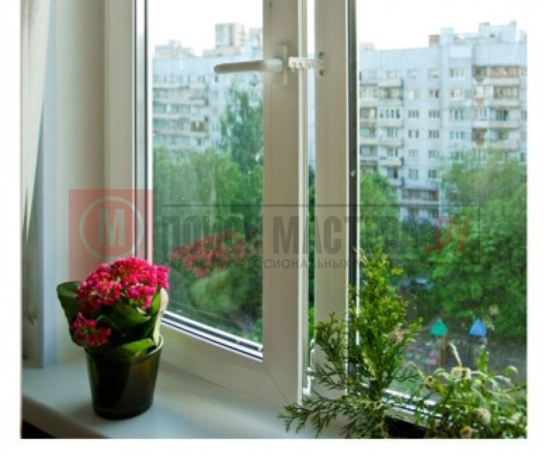 Окна и балконные блоки.