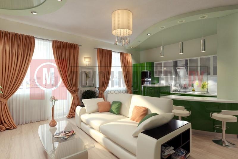 Фото дизайны двух комнатных квартир