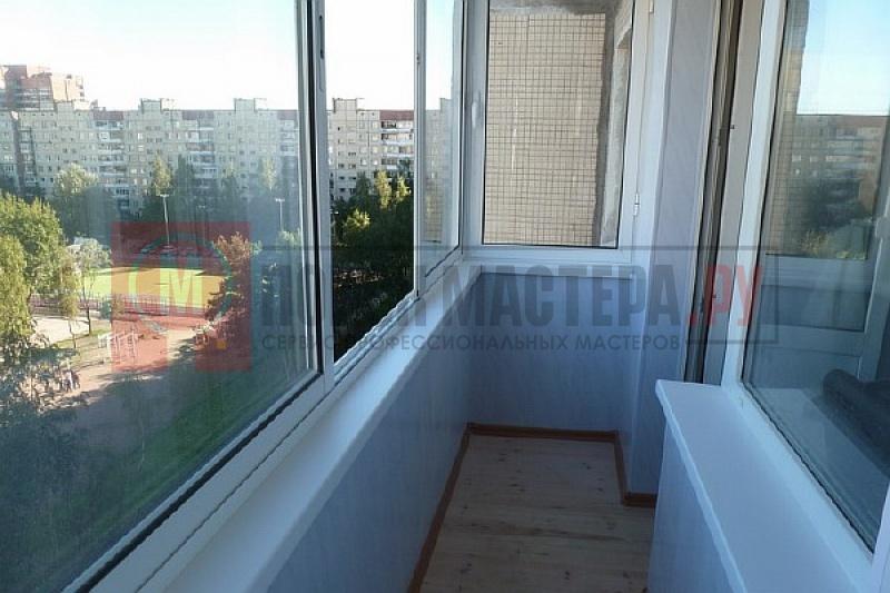 Остекление квартир,балконов и лоджий фото - альбом мастера л.