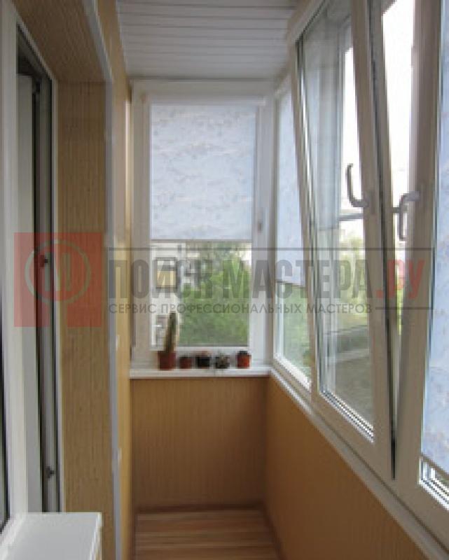 Отделка и остекление балконов цены ii 29..