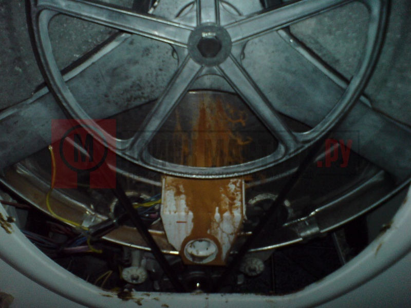 Замена подшипника в стиральной машине автомат