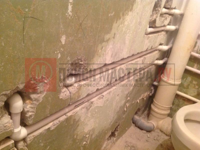Чем закрыть канализационную трубу в туалете 153