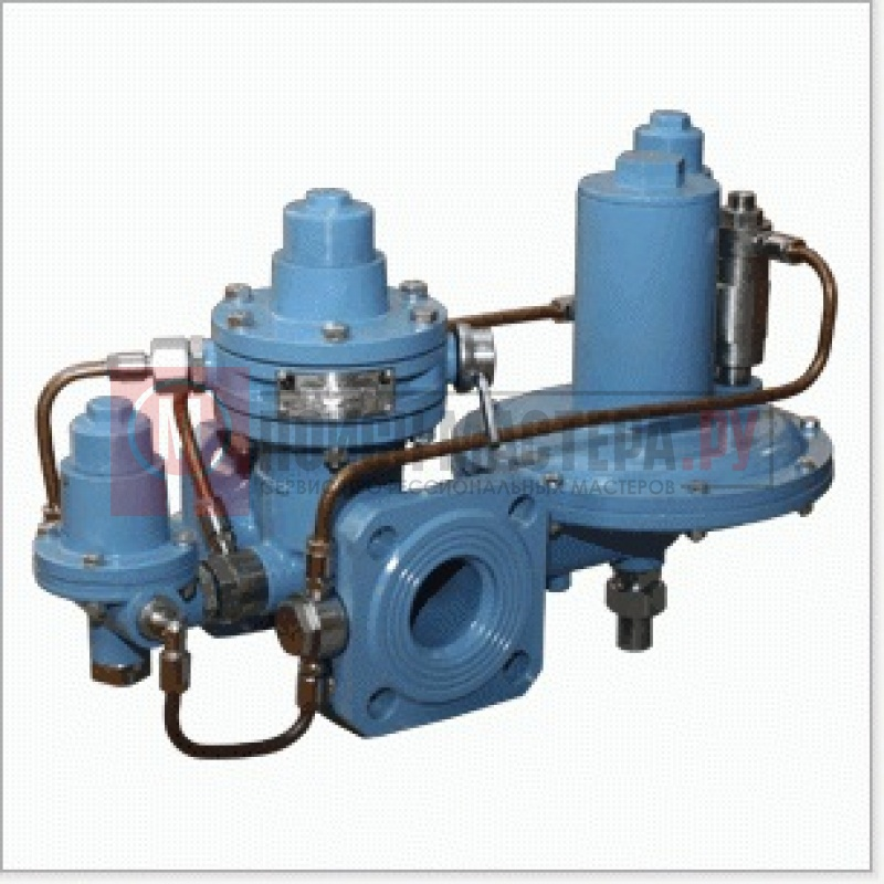 Регуляторы давления газа РДСК