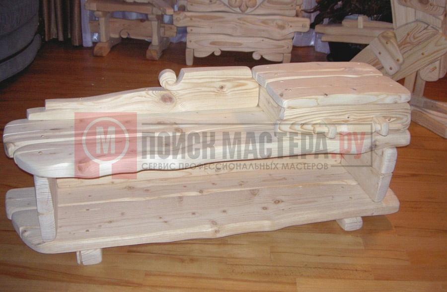 Полочка деревянная своими руками
