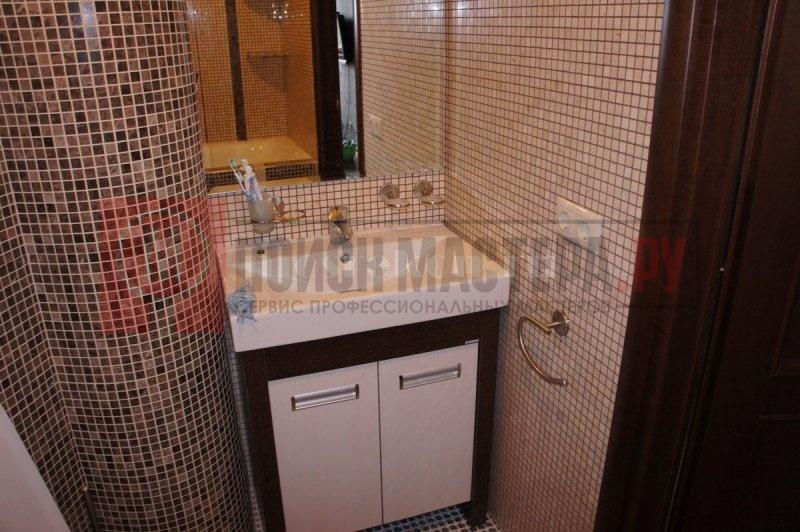 Ремонт ванной комнаты под ключ 6 кв.м. в