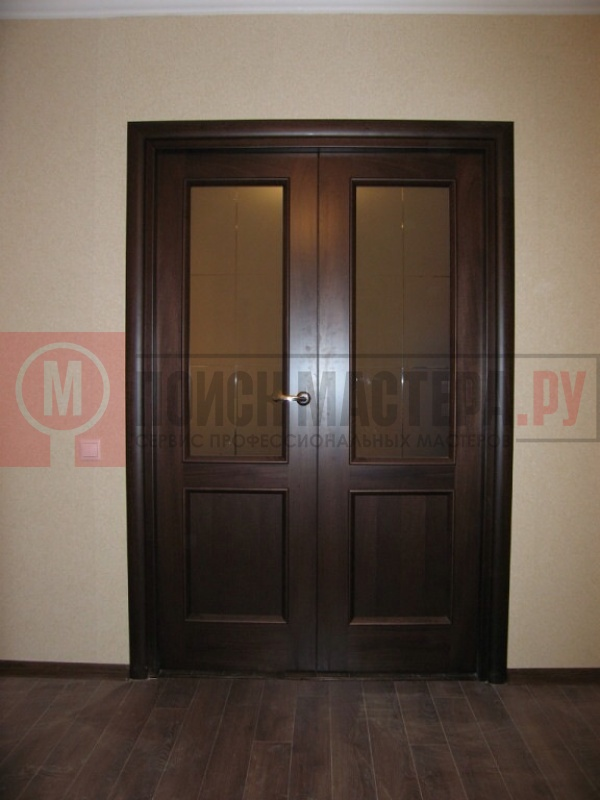 установить входную дверь недорого орехово зуево