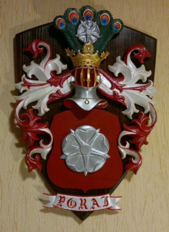 Подарок семейный герб 58